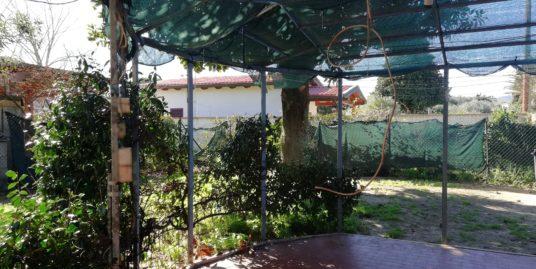 Terracina in residence a mt. 500 dal mare villetta a schiera angolare di mq. 85 su 1 livello  EURO 135.000